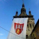 Drapelul Cavalerilor Sighisoara