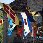 Steaguri medievale Sighisoara