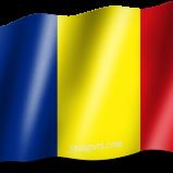 Steagul Romaniei standard pentru exterior