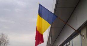 Steagul Romaniei de exterior